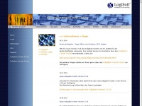 logisoft.de Webseite Vorschau