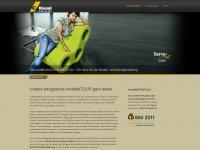 kiesel-architektour.de Webseite Vorschau