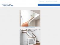 treppenbau-schmidt.de Webseite Vorschau