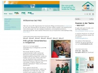 phb-ev.de Webseite Vorschau