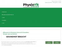 physiovit.de Webseite Vorschau