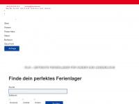 kiju-reisen.de Webseite Vorschau