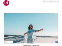 lal.de Webseite Vorschau