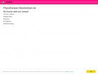 physiotherapie-obererlenbach.de Webseite Vorschau