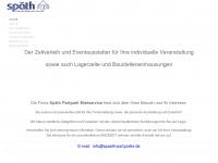 Spaeth-partyzelte.de