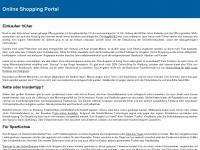 online-shopping-portal.de