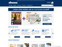 cinema-abo.de Webseite Vorschau