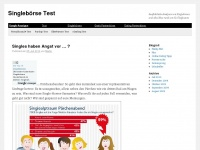 singleboerse-test.com