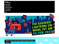 u18.org Webseite Vorschau