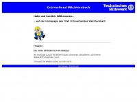 Thw-waechtersbach.de
