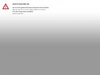 travel-dkb.de Webseite Vorschau