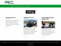 amadeus-racing-team.de Webseite Vorschau