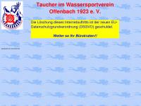 Wvo-taucher.htsv.de