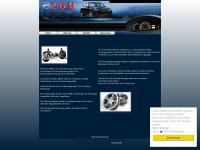 zgmmoeller.de Webseite Vorschau