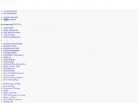 zug-apotheke.de Webseite Vorschau