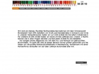 dbb-schwerin.de Webseite Vorschau