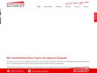 Massivhaus-schmidt.de