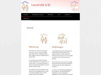 locanda-ruegen.de Webseite Vorschau
