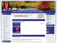 loitz.de Webseite Vorschau