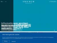 vno-ncw.nl Webseite Vorschau