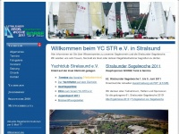 ycstr.de Webseite Vorschau