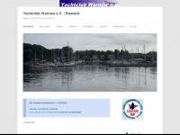 yc-warnow.de Webseite Vorschau