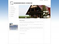 zimmerei-esch.de