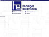 henniger-electronics.de