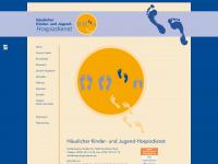 kinderhospizdienst.de Webseite Vorschau