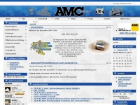 amc-asendorf.de Webseite Vorschau