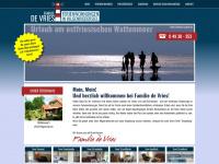 amdeichdv.de Webseite Vorschau