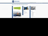 ame-technik.de Webseite Vorschau