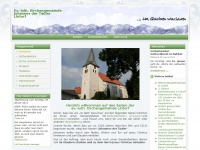 kirche-lintorf.de Webseite Vorschau
