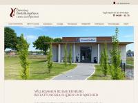 Bahrenburg-bestattungen.de