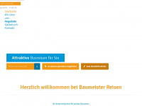 Baumeister-reisen.de