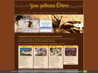 zum-goldenen-loewen.com Webseite Vorschau