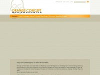 orange-concept.de Webseite Vorschau