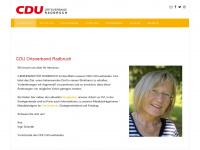 cdu-radbruch.de Webseite Vorschau