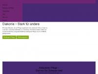 diakoniestation-emden.de Webseite Vorschau