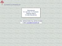 Dr-knickrehm.de