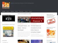 kvg-meppen.de Webseite Vorschau