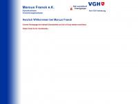 marcusfranck.de