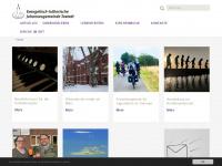 kirche-tostedt.de Webseite Vorschau