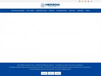 herzog-online.com Webseite Vorschau