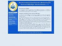 bqmsd.de Webseite Vorschau