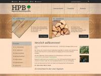 hpb-saegewerk.de Webseite Vorschau