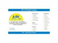 All-people-league.de