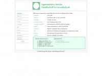 janicke.de Webseite Vorschau