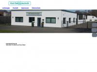 kiel-elektrotechnik.de Webseite Vorschau