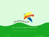 kinderbruecke.de Webseite Vorschau